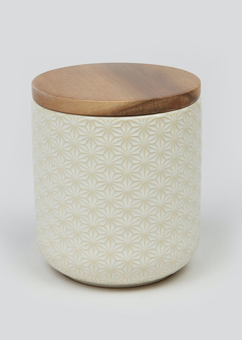 Ceramic Kitchen Canister
