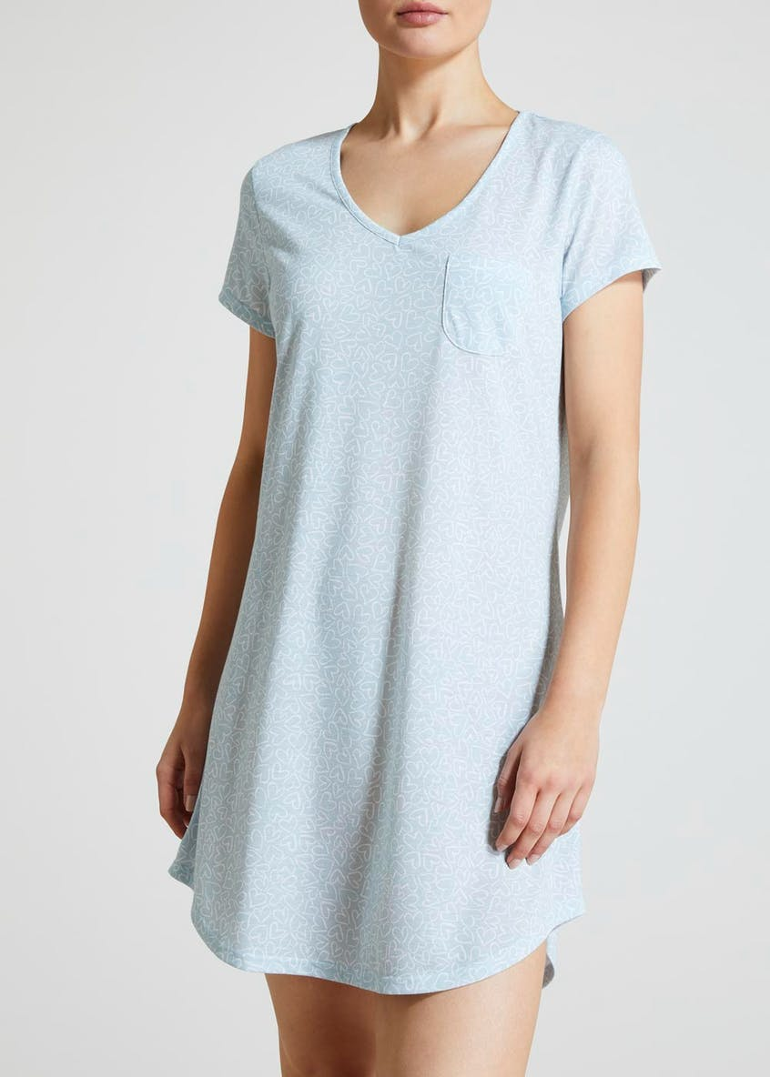 Heart Pocket Nightie