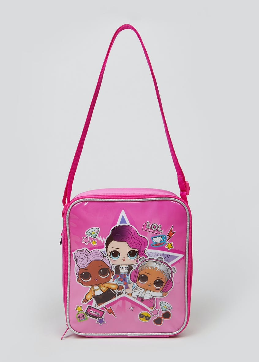 Kids L.O.L. Surprise Cross-Body Bag (24cm x 20cm)