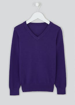 Boys School Jumper (4-13yrs)