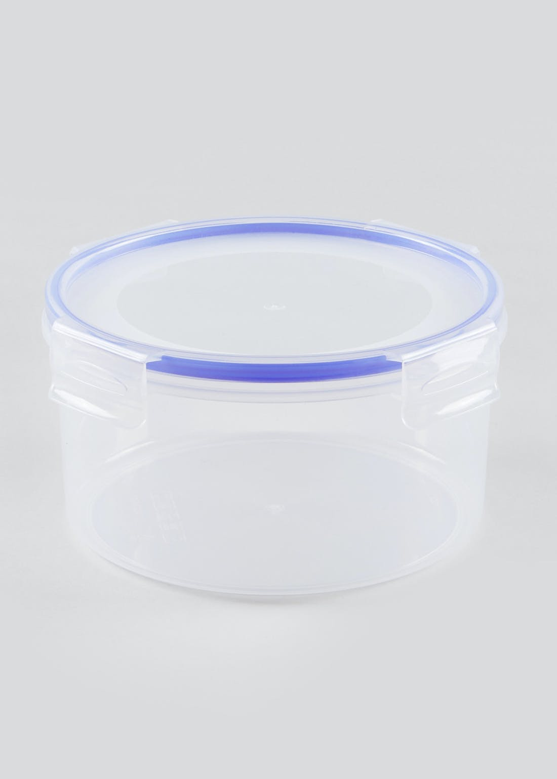 Circular Food Storage Box (17cm x 9cm)