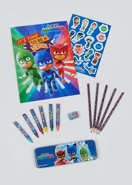 Kids PJ Masks Stationary Bumper Set
