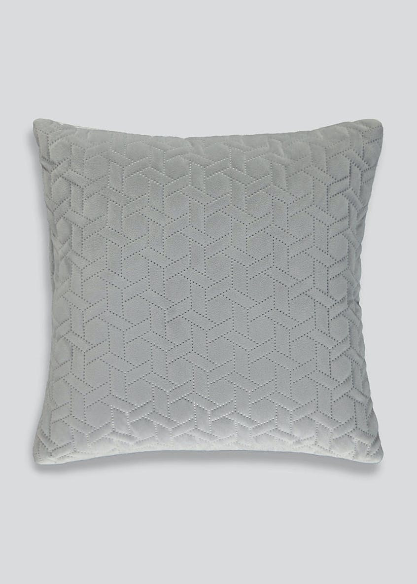 Geometric Pinsonic Cushion (40cm x 40cm)