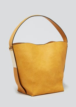 Tab Slouch Bag