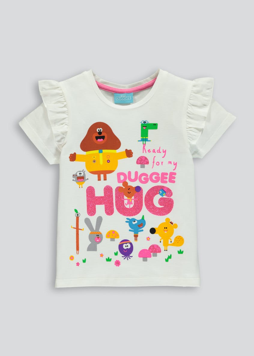 Kids Hey Duggee T-Shirt (9mths-5yrs)