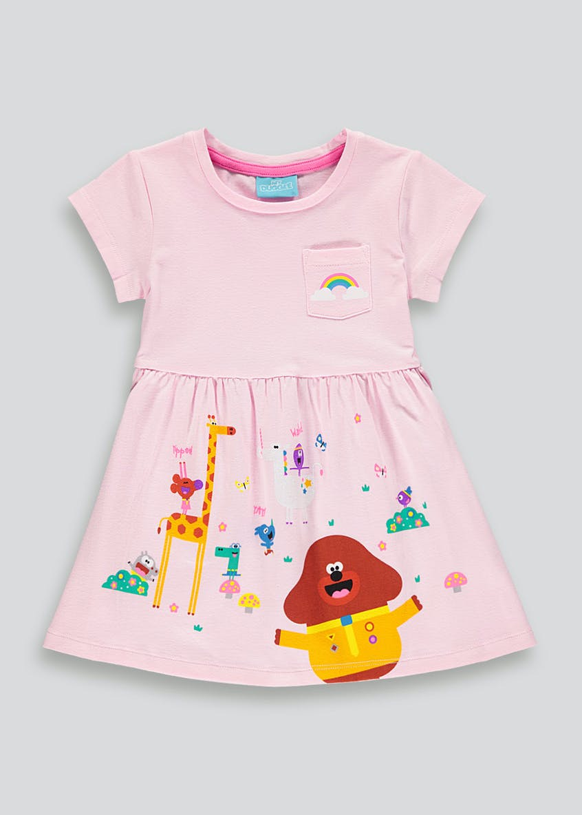 Girls Hey Duggee Dress (9mths-5yrs)