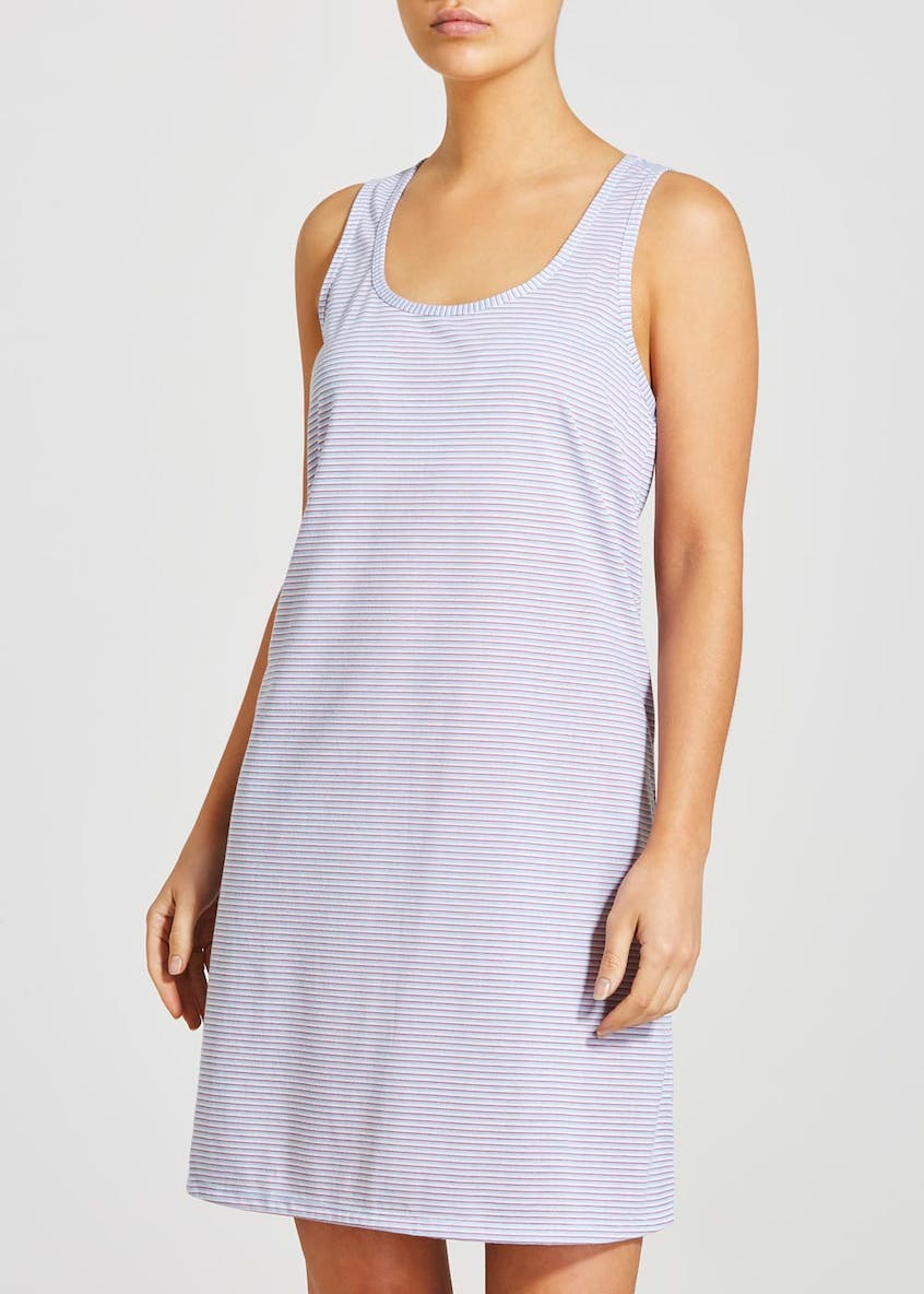 2 Pack Stripe Nighties