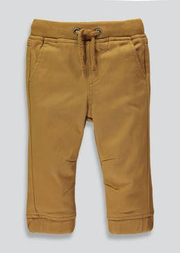 Boys Cuffed Leg Chinos (9mths-6yrs)