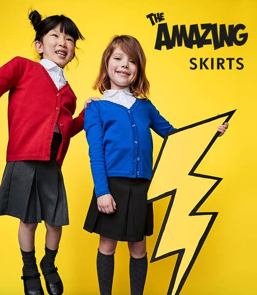 Girls Skirts & Trousers