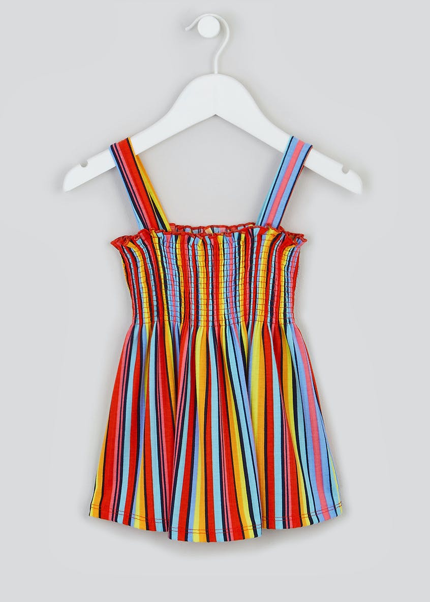 Girls Candy Couture Stripe Cami
