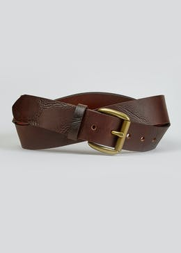 40mm Real Leather Belt
