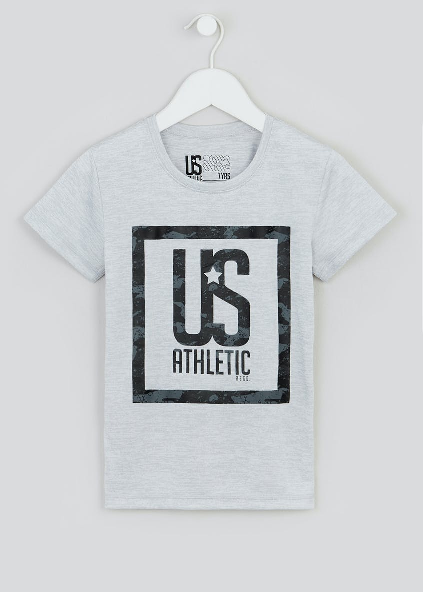 Boys US Athletic T-Shirt (4-13yrs)