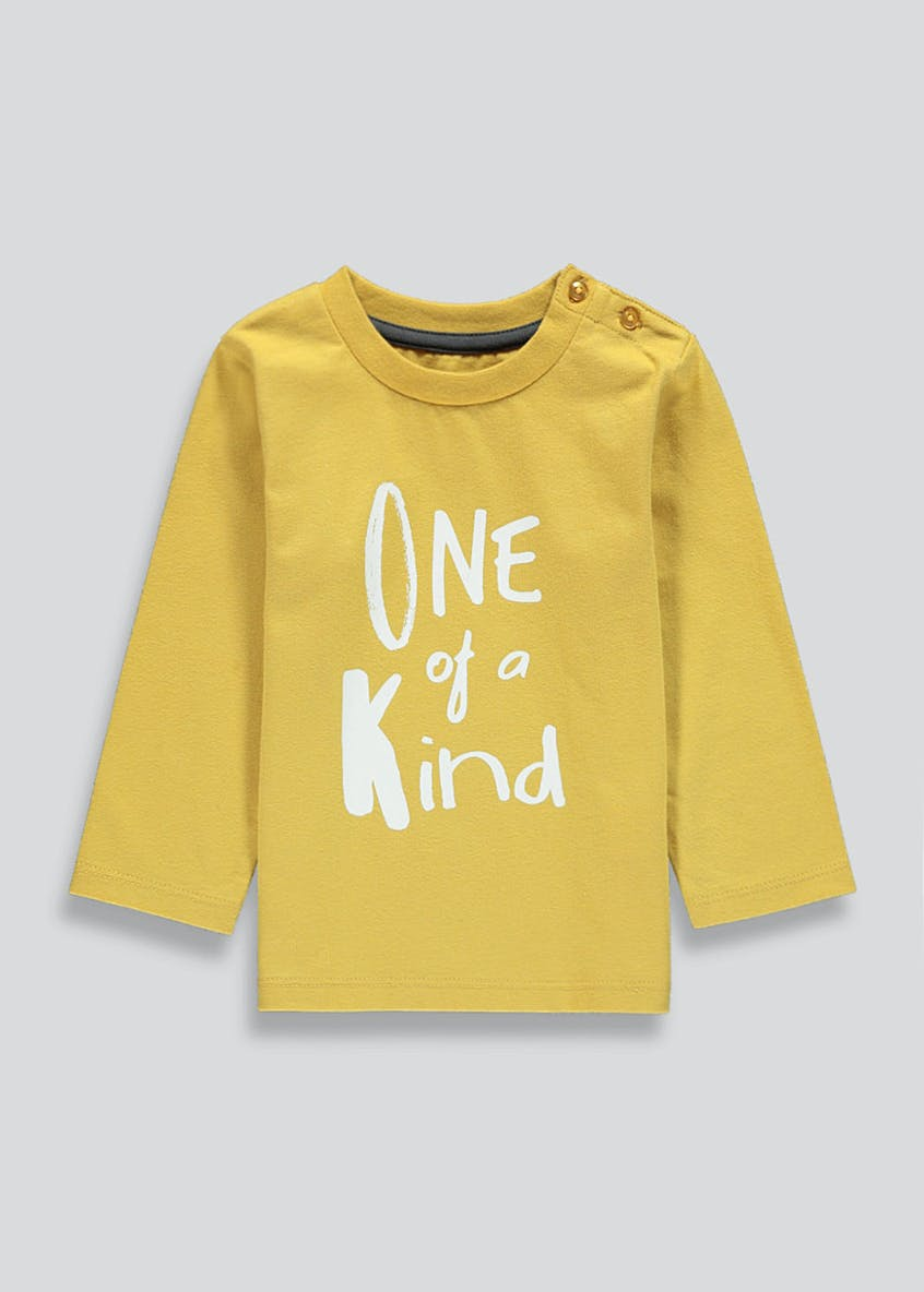 Unisex One of a Kind Slogan T-Shirt (Tiny Baby-18mths)