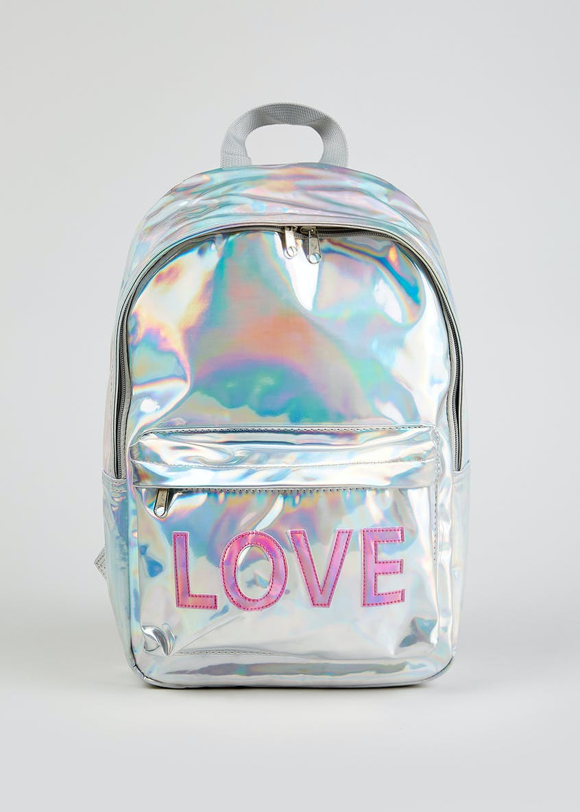Kids Iridescent Live Backpack