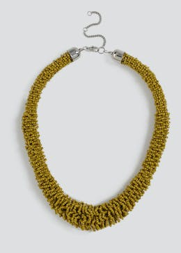 Frazzle Rope Necklace.