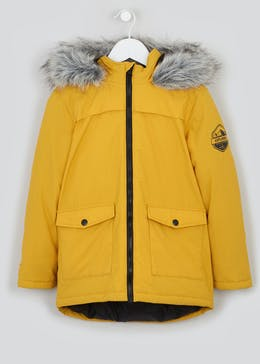 Kids Hooded Parka (4-13yrs)