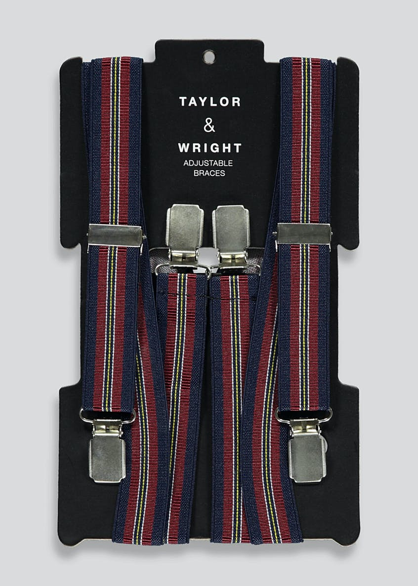 Stripe Adjustable Braces