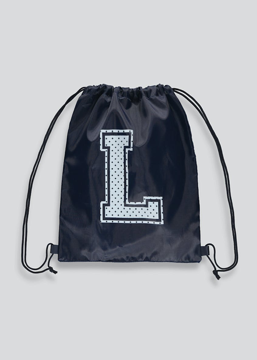 Kids Alphabet Pump Bag