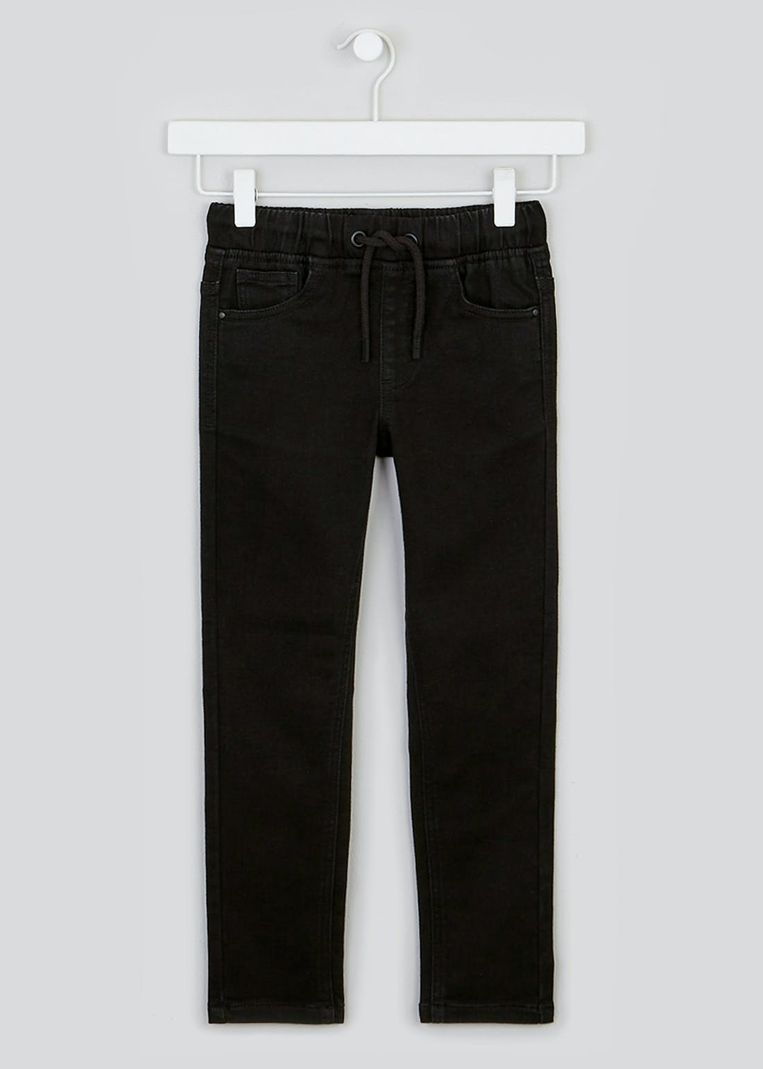 Boys Slim Knitted Jeans (4-13yrs)