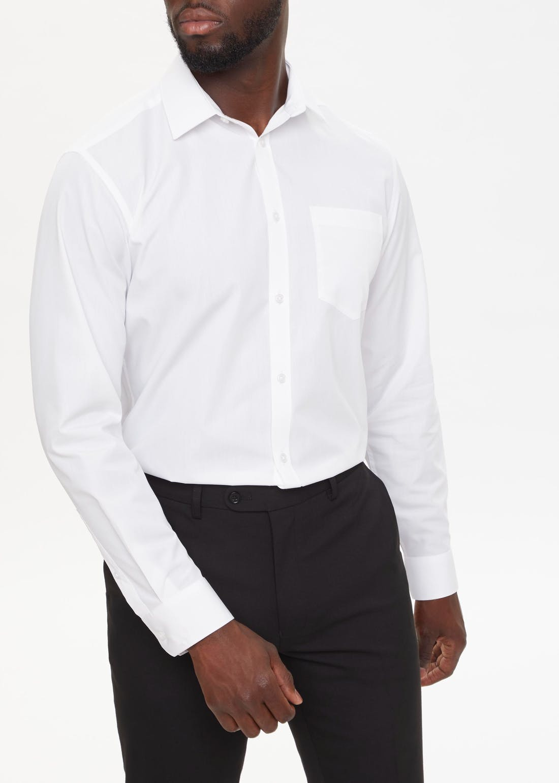 Taylor & Wright Regular Fit Long Sleeve Shirt
