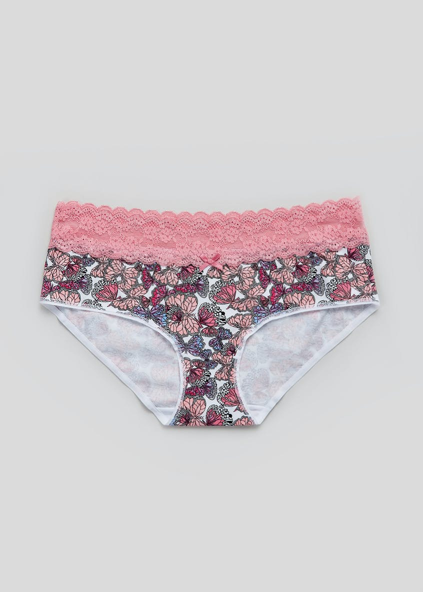 Butterfly Rugby Short Knickers