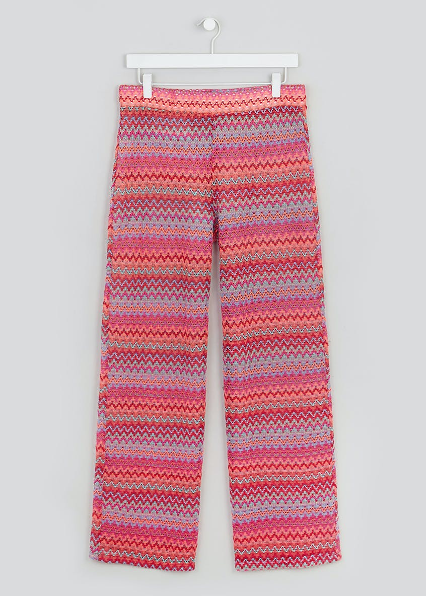 Stitched Co-Ord Beach Trousers
