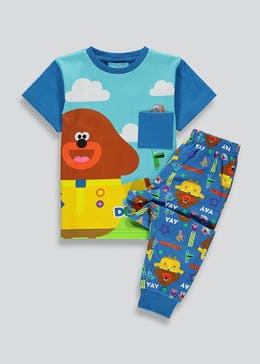 Kids Hey Duggee Pyjama Set (9mths-5yrs)