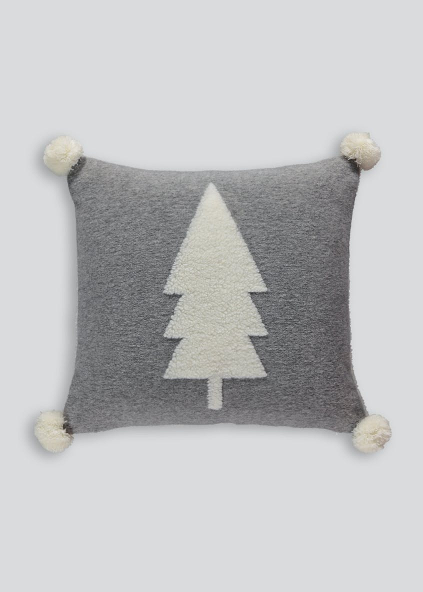 Christmas Tree Cushion (46cm x 46cm)