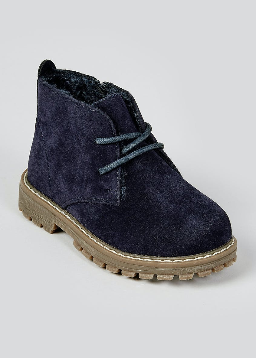 Kids Cleated Desert Boots (Younger 4-12)