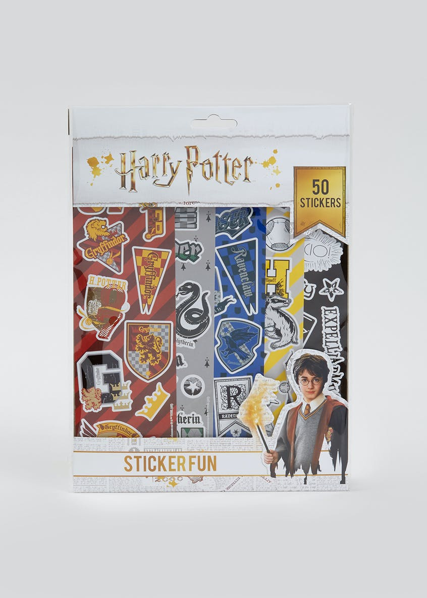 Harry Potter Sticker Set