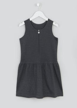 Girls Jersey School Pinafore (3-9yrs)