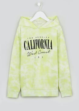 Girls Candy Couture Tie Dye Hoodie (9-16yrs)