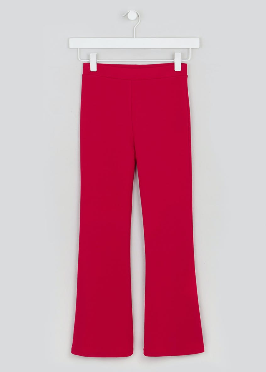 Girls Candy Couture Co-Ord Kickflare Trousers (9-16yrs)