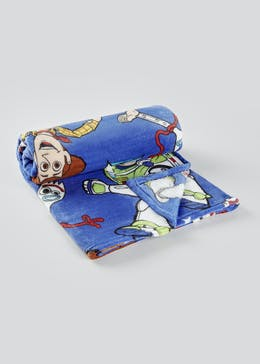 Toy Story Fleece Throw Blanket (150cm x 100cm)