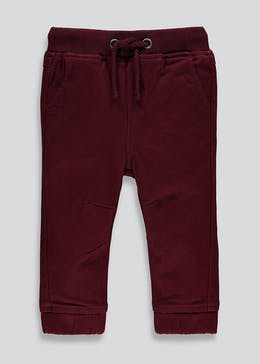 Boys Cuffed Leg Chino Trousers (9mths-6yrs)