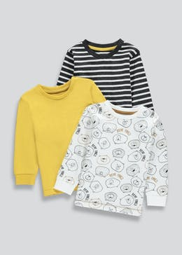 a537c07c61854 T Shirts for Boys - Printed, Long Sleeve & Multi Pack T Shirts – Matalan