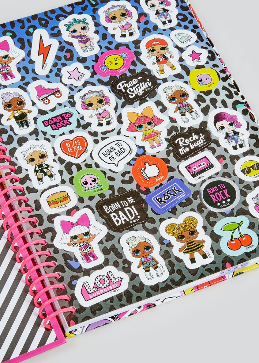 L.O.L. Surprise Notebook (A5)