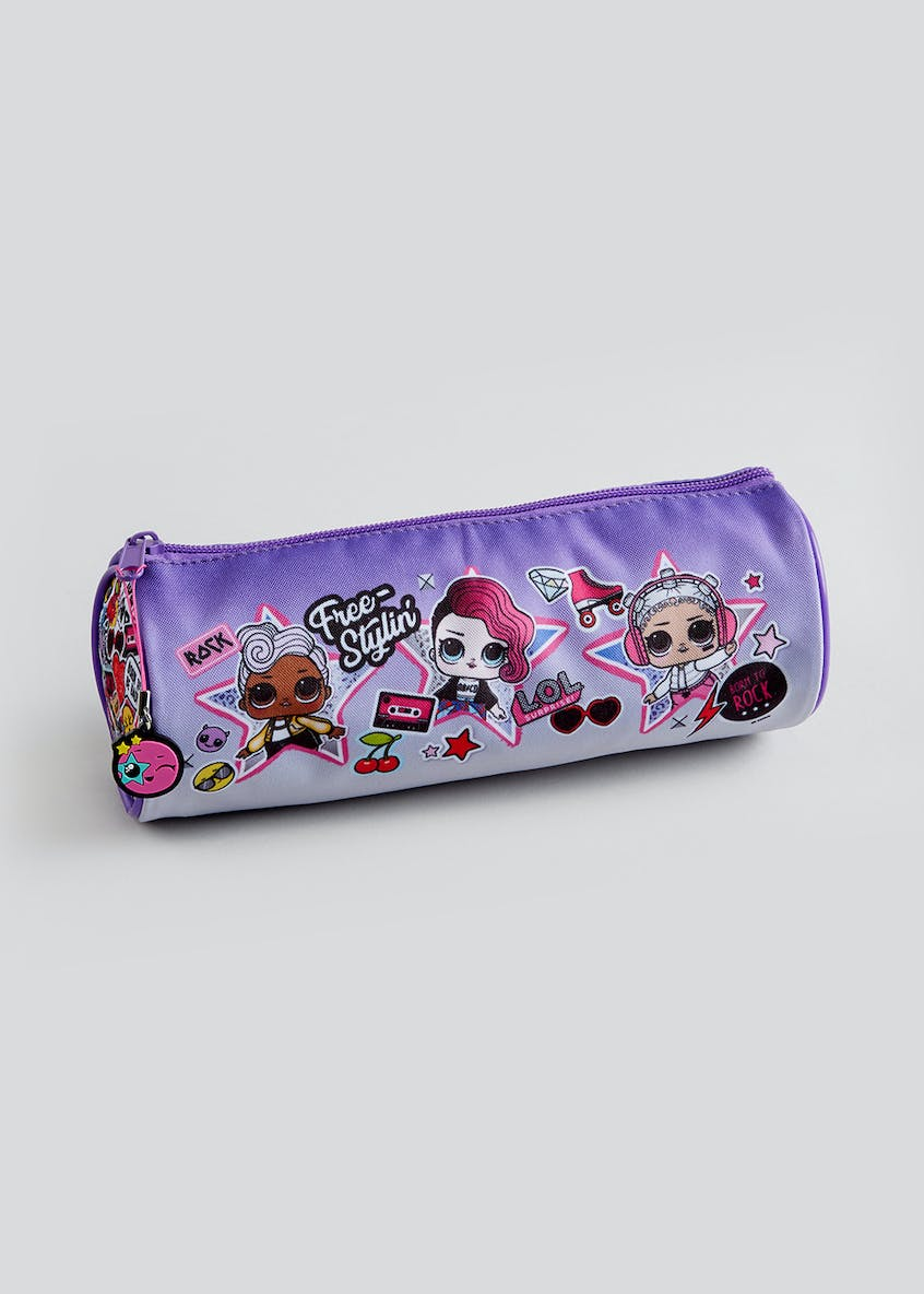 L.O.L. Surprise Pencil Case (23c x 8 x 8cm)