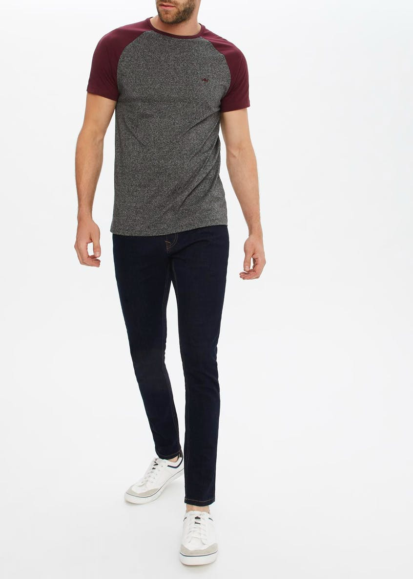 Big & Tall Raglan Sleeve T-Shirt