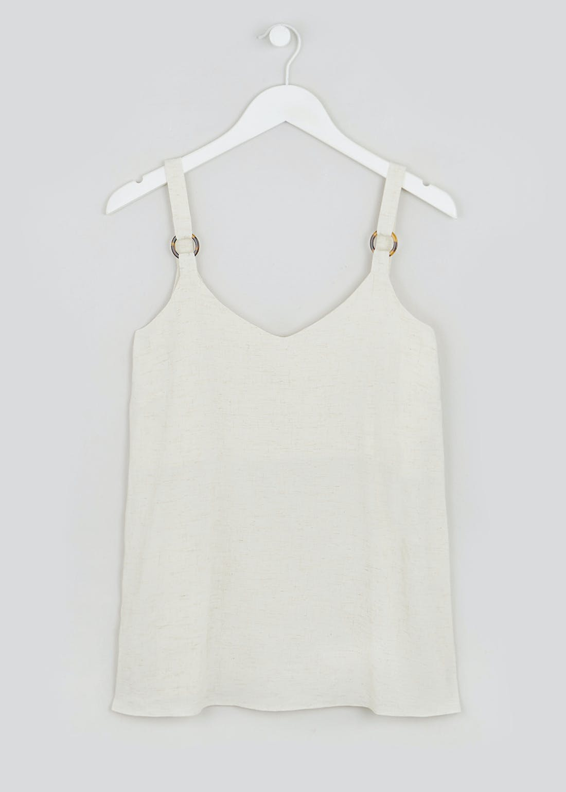 Cream Ring Cami