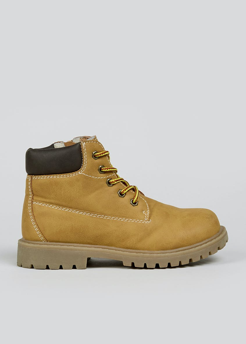 Kids Hiker Boots (Younger 10-Older 6)