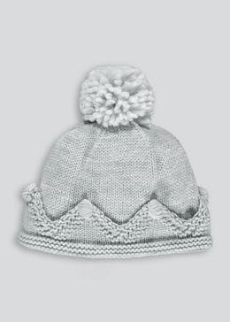 Girls Beanie Hat (3-6yrs)