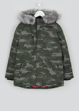 036f0de46 Boys Coats & Jackets - Parkas, Gilets & Winter Coats – Matalan