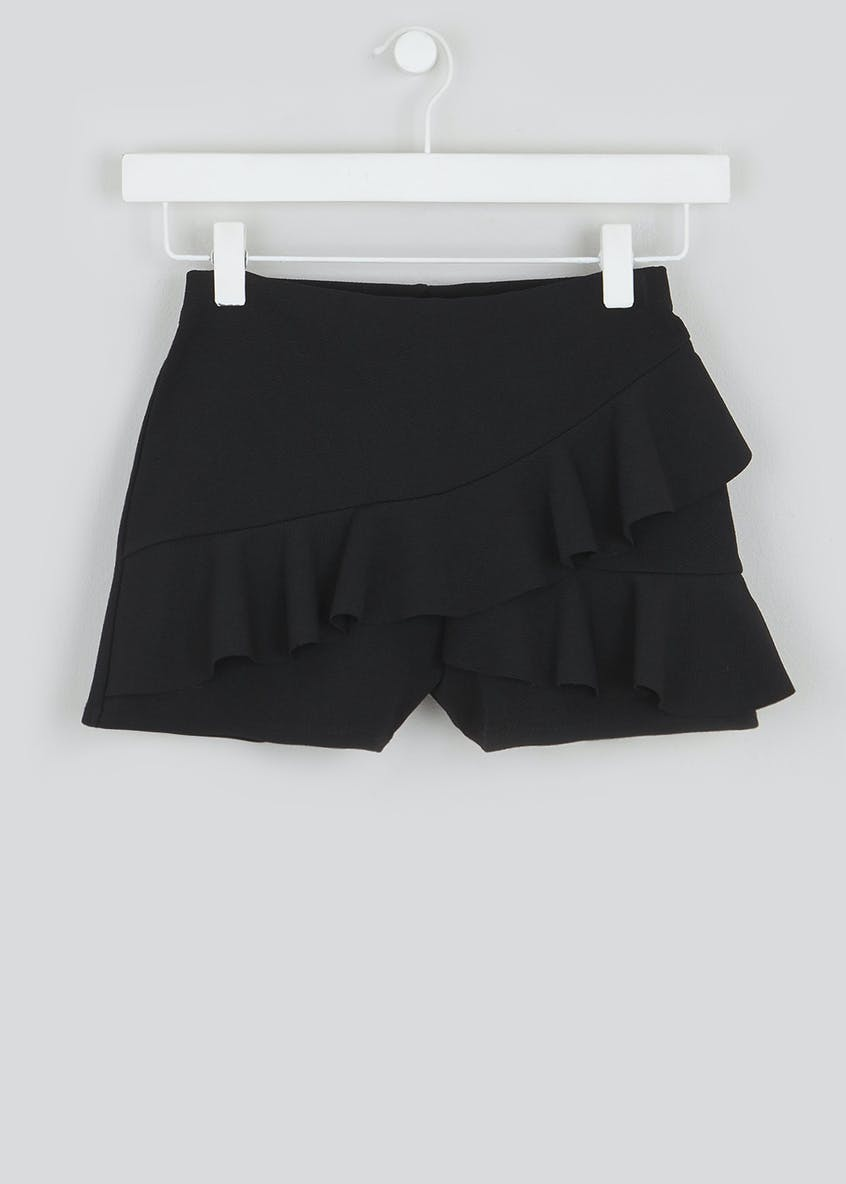 Girls Candy Couture Frill Skorts (9-16yrs)