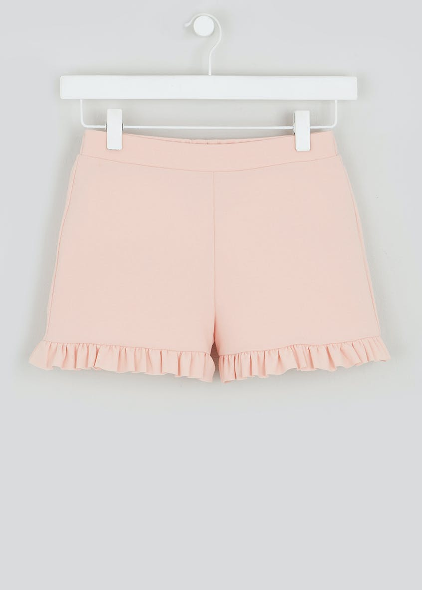 Girls Candy Couture Frill Co-Ord Skorts (9-16yrs)