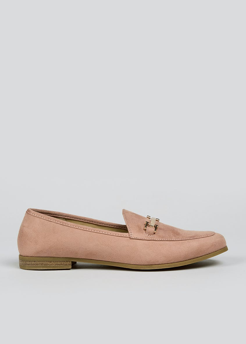 Snaffle Loafers