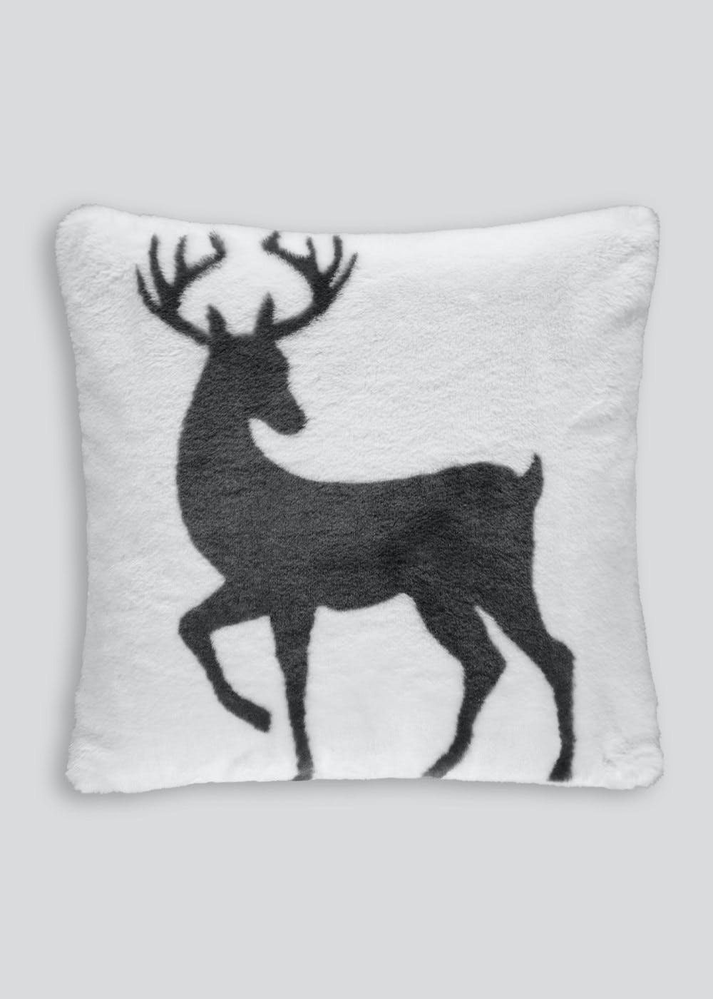 XMAS Duvet//Quilt Cover Set In 3 Designs Xmas Stag /& Reindeer Special Offers