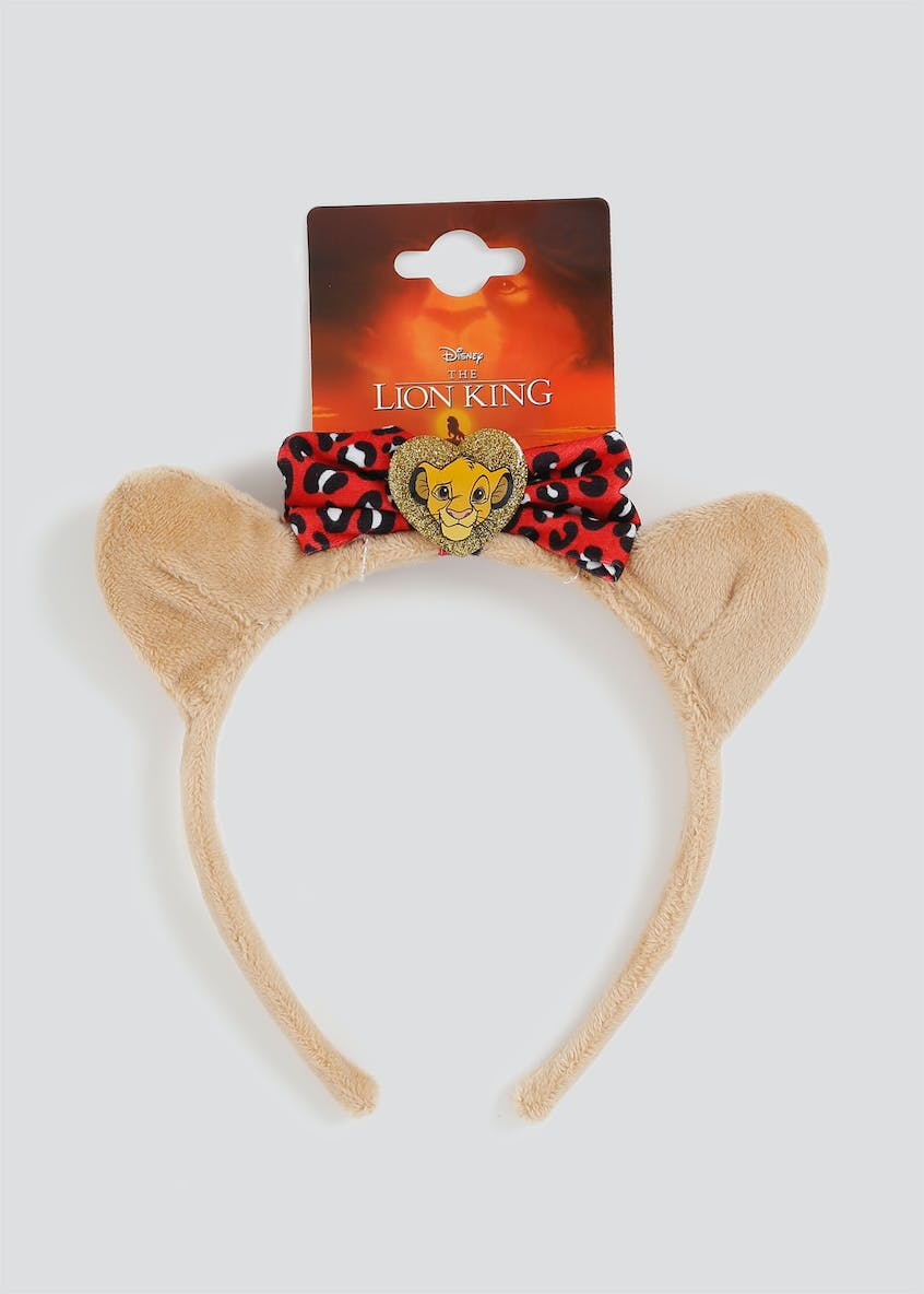 Girls Disney Lion King Cat Ears
