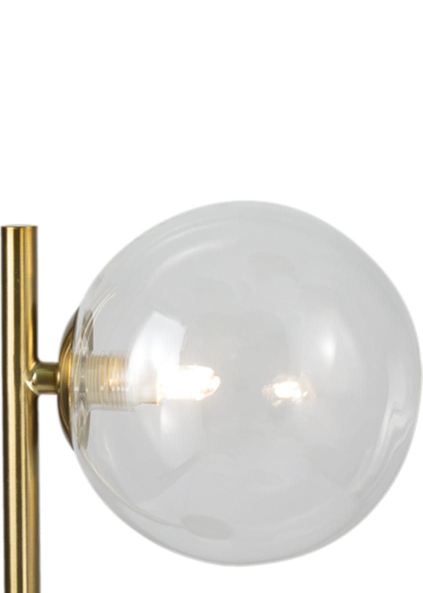 Nova Brass Table Light (H30cm x W16cm)