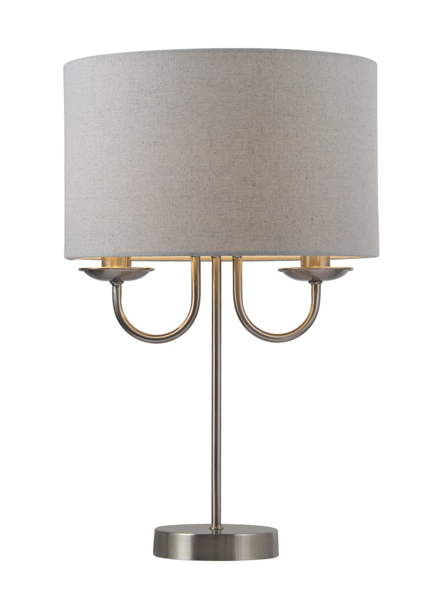 Enid Shadelier Table Lamp (H46cm x 30cm)